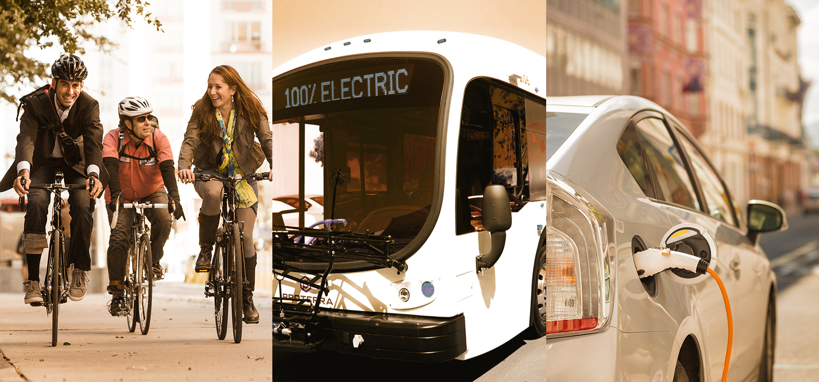 """<h4>TRANSFORM TRANSPORTATION</h4><p>Getting from """"A to B"""" could be much healthier, safer and more pleasant — and better for our planet — if it was easier to walk, bike, take transit or use an electric vehicle. We're urging Congress and the Biden administration to build a 21st century transportation system.</p><div><a class=""""slideshowButton"""" href=""""#transAnchor"""">LEARN MORE</a></div><em>Adam Coppola Photography/Public Domain, Erica Hsu, Matej Kastelic via Shutterstock</em>"""